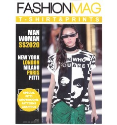 FASHION MAG WOMAN T-SHIRT AW 2019-20