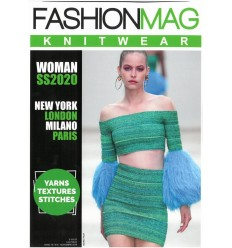 FASHION MAG WOMAN KNITWEAR SS 2020