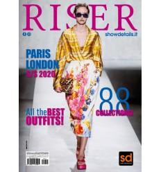 Showdetails Riser Parigi-Londra SS 2020