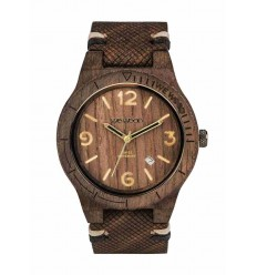 WE WOOD OROLOGIO ALPHA SW CHOCO ROUGH