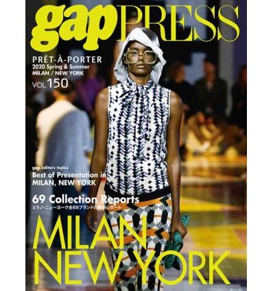 GAP PRESS MI-NY 150 SS 2020