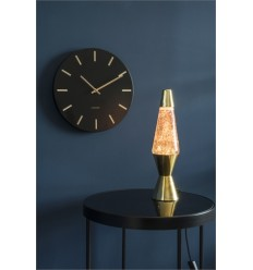 LEITMOTIV TABLE LAMP GLITTER