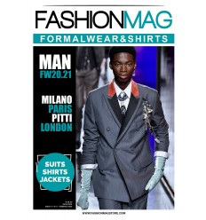 FASHION MAG MAN FORMALWEAR & SHIRTS AW 2020-21