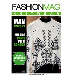 FASHION MAG MAN KNITWEAR AW 2020-21