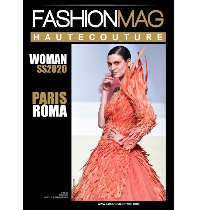 FASHION MAG WOMAN HAUTE COUTURE SS 2020