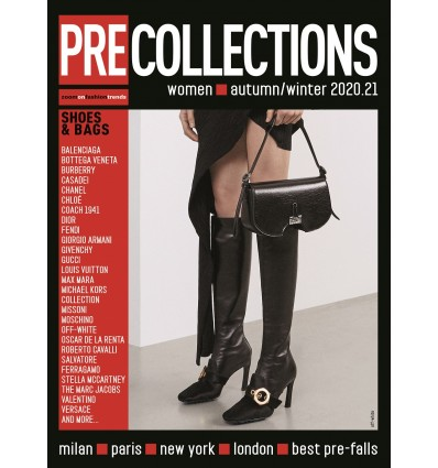 PRECOLLECTIONS WOMEN SHOES & BAGS AW 2020-21