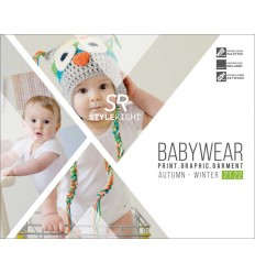Style Right Babywear Trendbook AW 2021-22 incl. USB