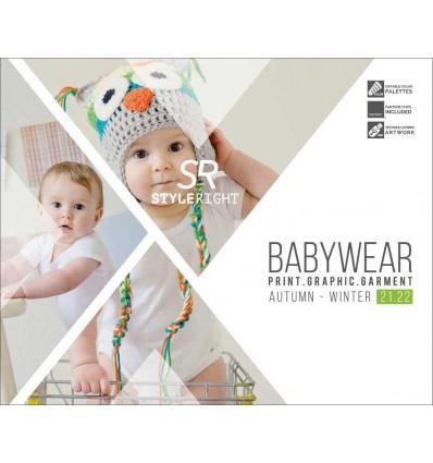 Style Right Babywear Trendbook AW 2021-22 incl. USB