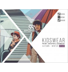 Style Right Kidswear Trendbook AW 2021-22 incl. USB