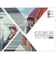 Style Right Kidswear Trendbook AW 2021-22 incl. USB € 980,00