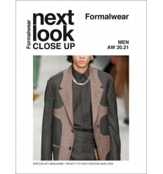 Next Look Close Up Men Formalwear 08 AW 2020-21