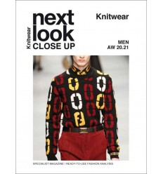 Next Look Close Up Men Knitwear 08 AW 2020-21