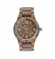 WE WOOD OROLOGIO ALPHA SW NUT ROUGH