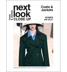 NEXT LOOK CLOSE UP WOMEN COATS & JACKETS AW 2020-21