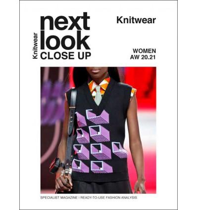 NEXT LOOK CLOSE UP WOMEN KNITWEAR AW 2020-21