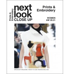 NEXT LOOK CLOSE UP PRINT & EMBROIDERY 08 AW 2020-21