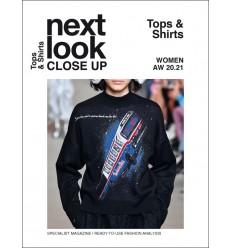 NEXT LOOK CLOSE UP WOMEN TOPS & T-SHIRTS 08 AW 2020-21