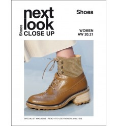 NEXT LOOK CLOSE UP WOMEN SHOES 08 AW 2020-21