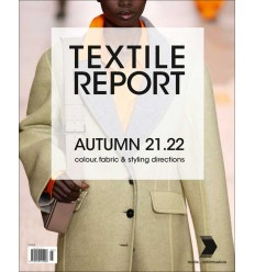 INTERNATIONAL TEXTILE REPORT 3-2020 AW 2021-22