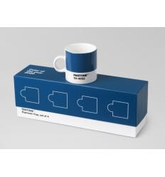 COPENAGHEN DESIGN SET PANTONE 4 TAZZINE CAFFE'