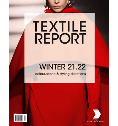 INTERNATIONAL TEXTILE REPORT 4-2020 AW 2021-22