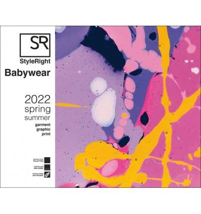Style Right Babywear Trendbook SS 2022 incl. DVD