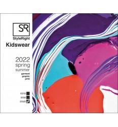 Style Right Kidswear Trendbook SS 2022 incl. DVD