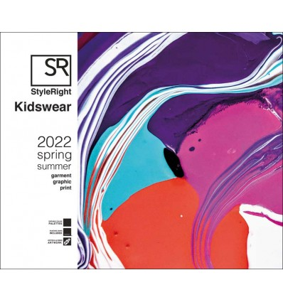 Style Right Kidswear Trendbook SS 2022 incl. DVD
