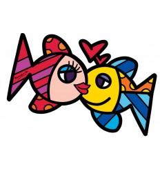CREATIVANDO THE ART PANELS FISHES LOVE
