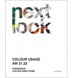 Next Look Colour Usage AW 2021-22