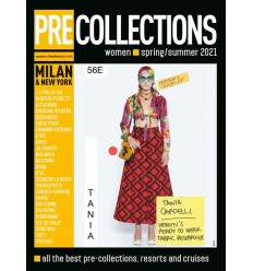 PRECOLLECTIONS WOMEN MILAN-NEW YORK SS 2021 € 45,00 Miglior