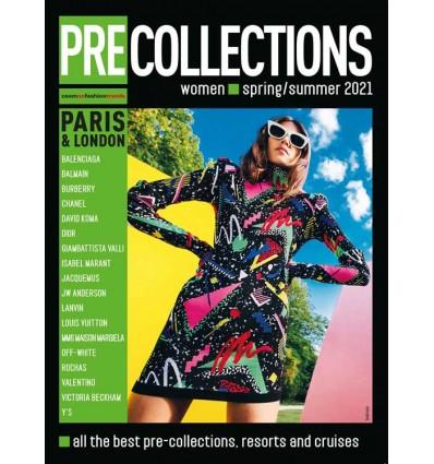 PRECOLLECTIONS WOMEN PARIS-LONDON SS 2021