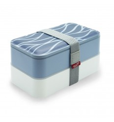 WD LIFESTYLE LUNCH BOX CON POSATE