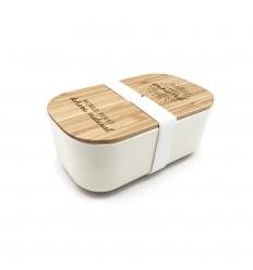 WD LIFESTYLE LUNCH BOX IN FIBRA DI BAMBOO