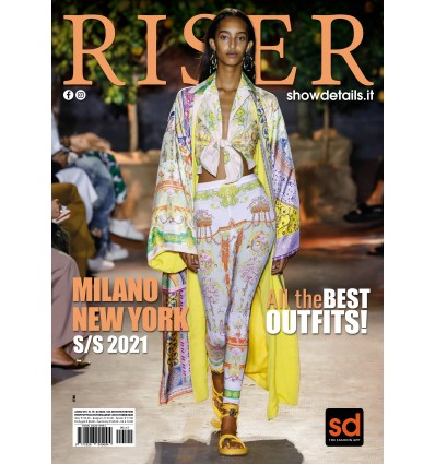 Showdetails Riser Milano New York SS 2021