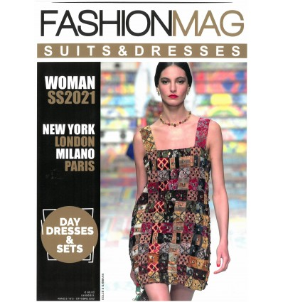 FASHION MAG SUITS & DRESSES SS 2021