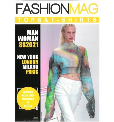 FASHION MAG TOPS & T-SHIRTS SS 2021