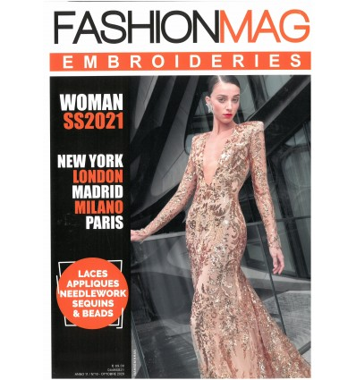 FASHION MAG EMBROIDERIES SS 2021