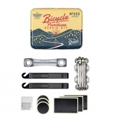 WILD AND WOLF GENTLEMAN'S HARDWARE BICYCLE PUNCTURE REPAIR KIT