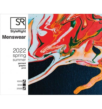 STYLE RIGHT MENSWEAR SS 2022 incl.DVD