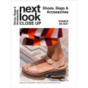 NEXT LOOK CLOSE UP WOMEN SHOES BAGS & ACCESSORIES 09 SS 2021