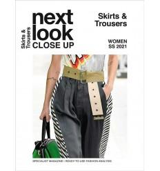 NEXT LOOK CLOSE UP WOMEN SKIRT & TROUSERS 09 SS 2021