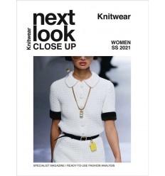 NEXT LOOK CLOSE UP WOMEN KNITWEAR 09 SS 2021