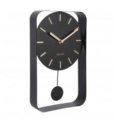 KARLSSON Wall Clock Pendulum Charm Small