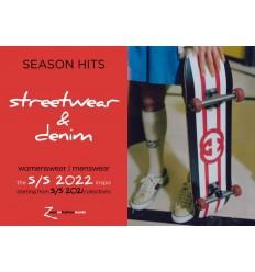 SEASON HITS STREETWEAR & DENIM SS 2022