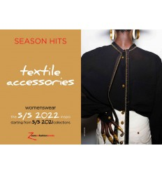 SEASON HITS TEXTILE ACCESSORIES SS 2022