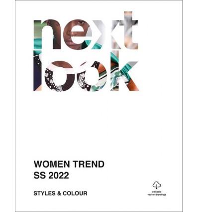 Next Look Womenswear SS 2022 Styles & Colour