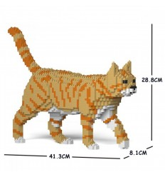 JEKCA GINGER WALK CAT