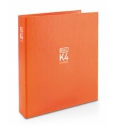 RAL K4 Ring binder