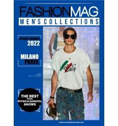 Fashion Mag Men's Collection SS 2022 € 69,00 Miglior Prezzo